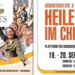 DO UT DES 2015 – 8. Heilertage im Chiemgau